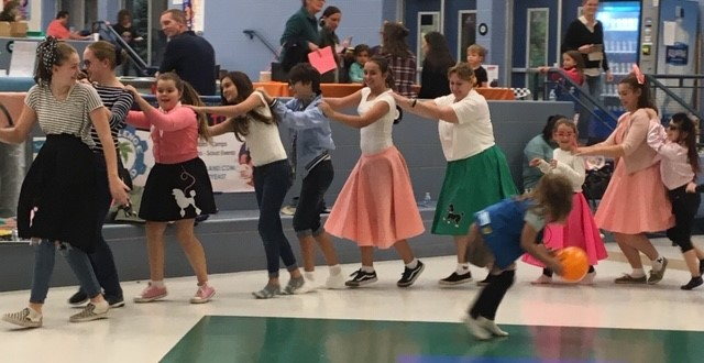 Sock hop kicks off new season for Girl Scouts