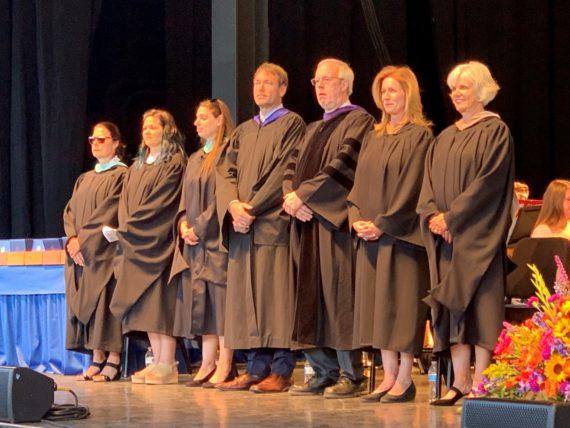 Praise for school board