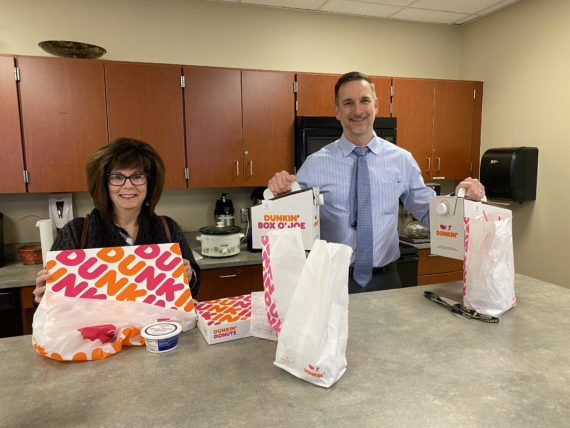 Schools bring assistance to Clarkston families