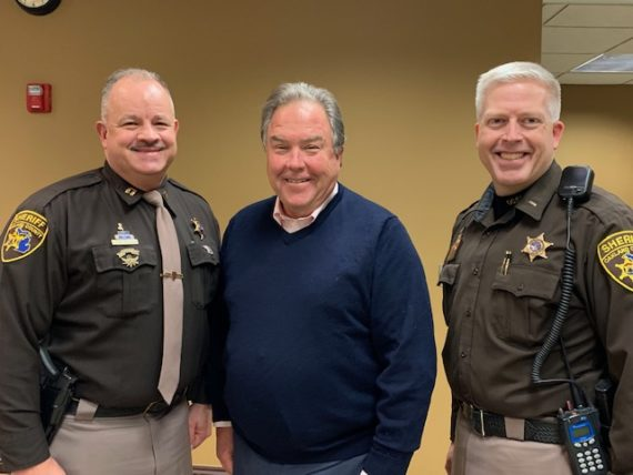 New top cop for Clarkston area
