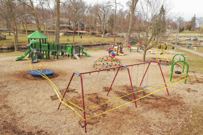 Oakland County outdoor playgrounds to reopen June 5; indoor playgrounds remain closed