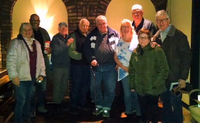 Community help from Lions Club