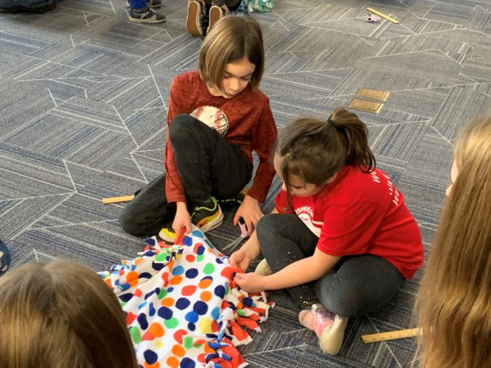 Students give back to community