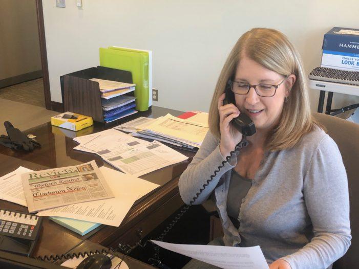 Calling to help seniors