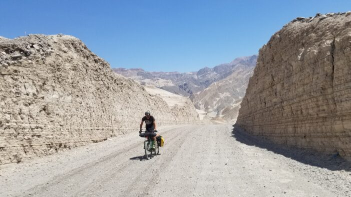 Cyclists' two-continent journey ends