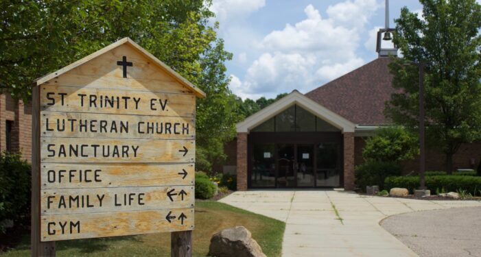 Churches opening across town, safety precautions now in place