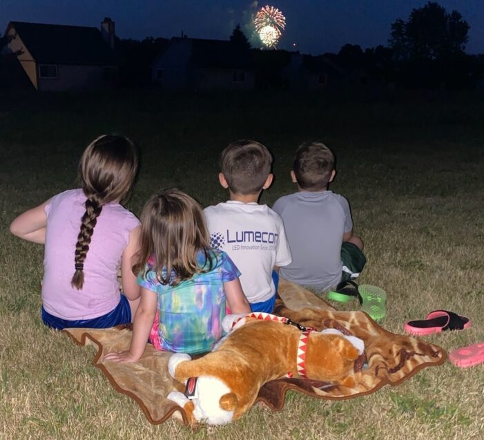 Independence Township takes time to celebrate America!
