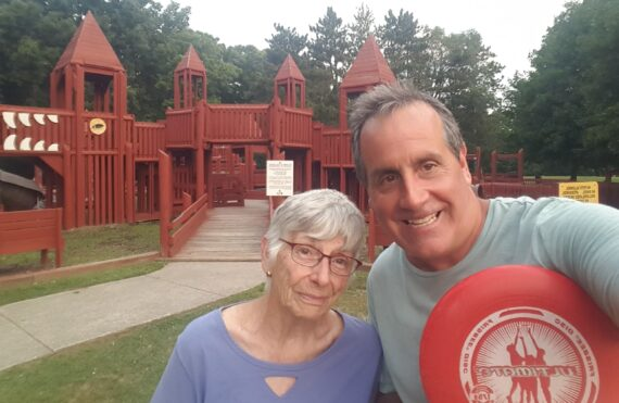 Facelift coming to local park, one family reflects