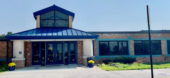 Clarkston students, staff back to face-to-face learning