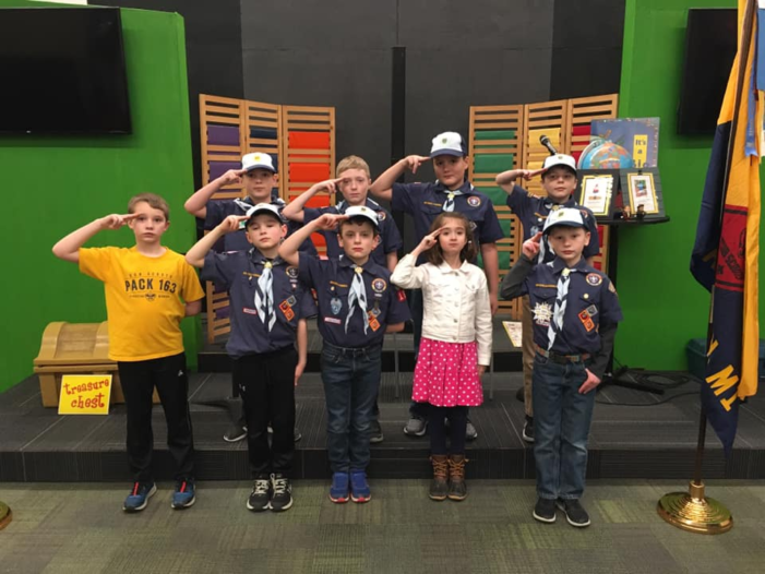 Clarkston Cub Scouts look to have fun, learn, grow