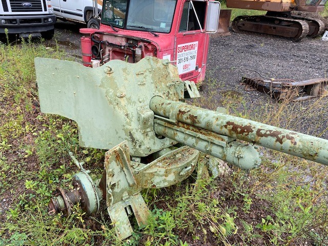 Seeking help to get cannon back at Lakeview Cemetery