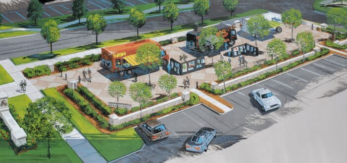 Developer explains allure of Waldon Village