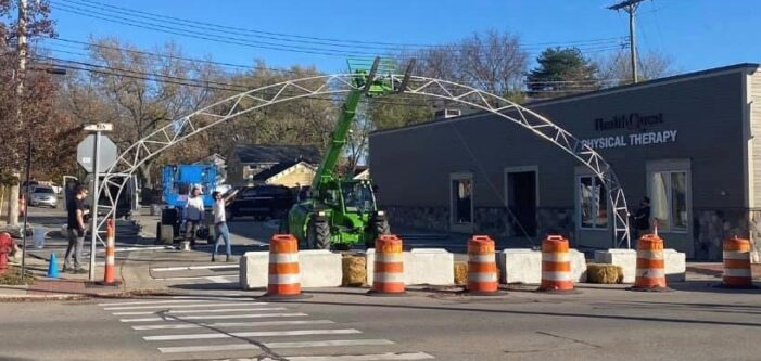 New social district coming to town; Church Street closure extended