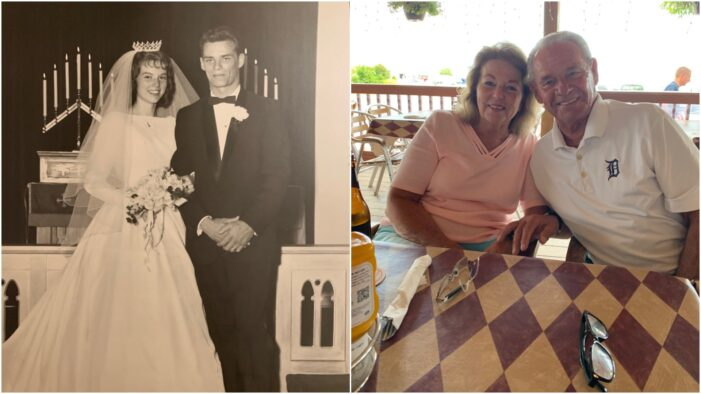 Sixty years in love