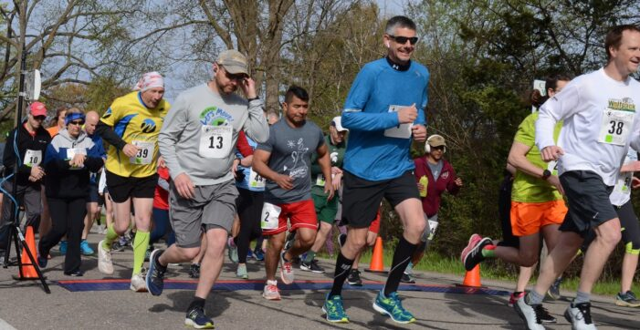 Angels' Place Race again going virtual this May, registration open