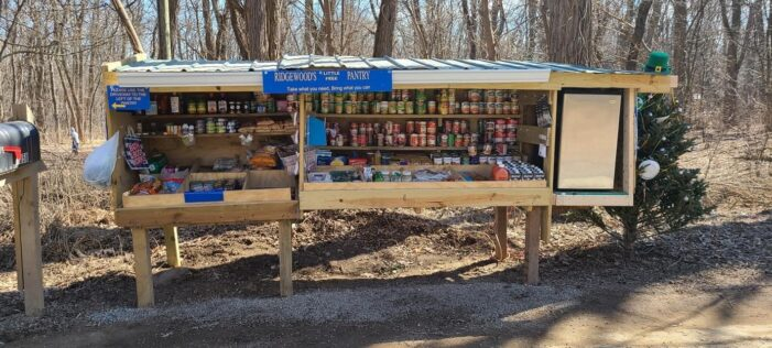 Local food pantry helping out families, individuals in need