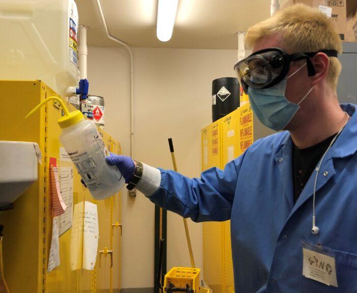Clarkston grad wins pharmaceutical research award
