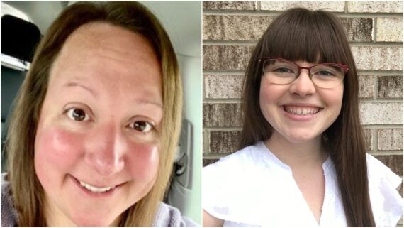 Pair of 'creative, enthusiastic' staffers join library