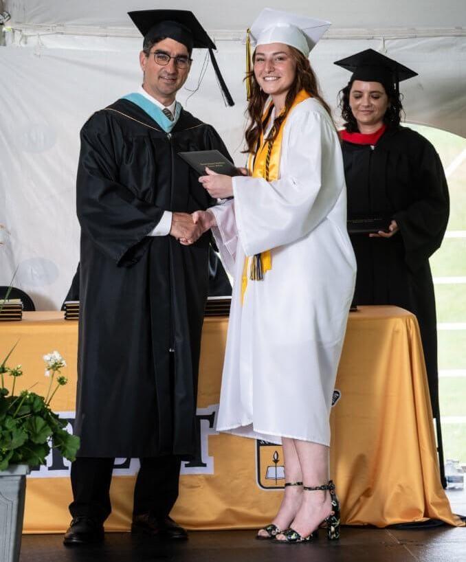 Everest valedictorian