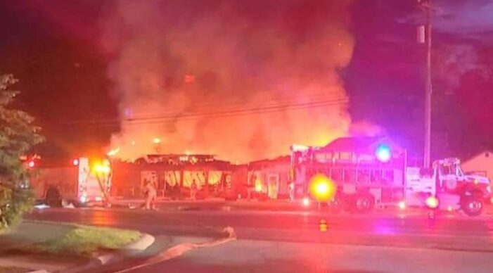 Fire ravages local Chinese restaurant