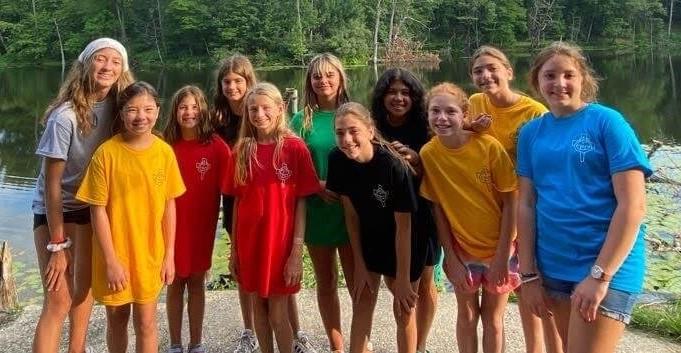Week-long camp provides hope, optimism