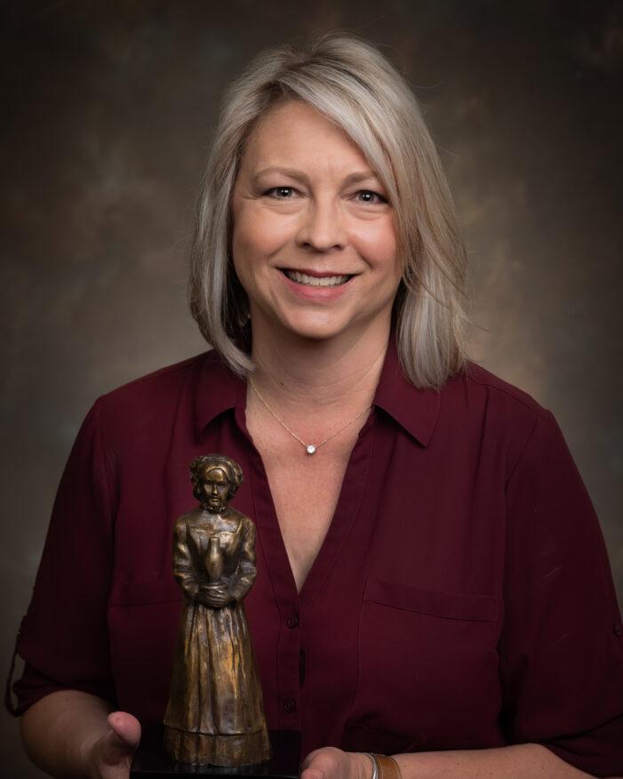 Nursing excellence award